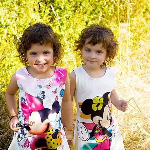 4 aos guardando recuerdos de estas dos princesas no podishellip
