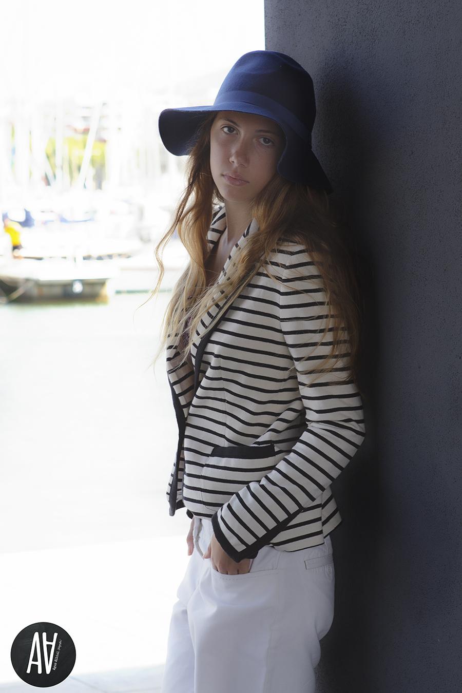 Laia sesion fashion moda navy style.4