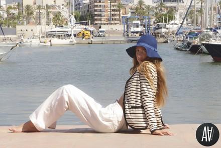 Laia sesion fashion moda navy style.5