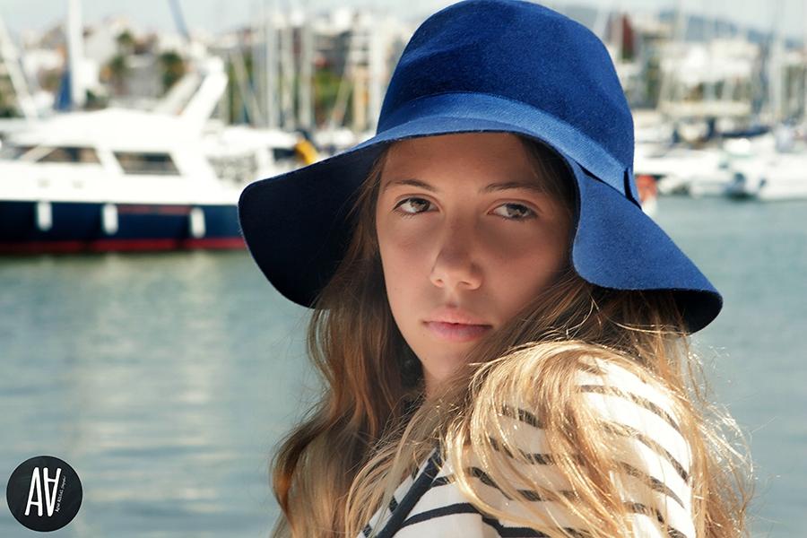 Laia sesion fashion moda navy style.7