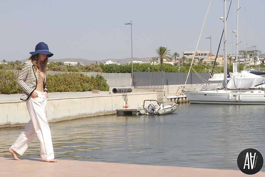Laia sesion fashion moda navy style.9