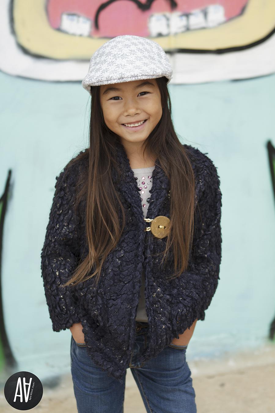 Agus Albiol Fotografia fotografa de moda street style trends & fashion mini Barcelona Elisabeth Puig ropa niños.3
