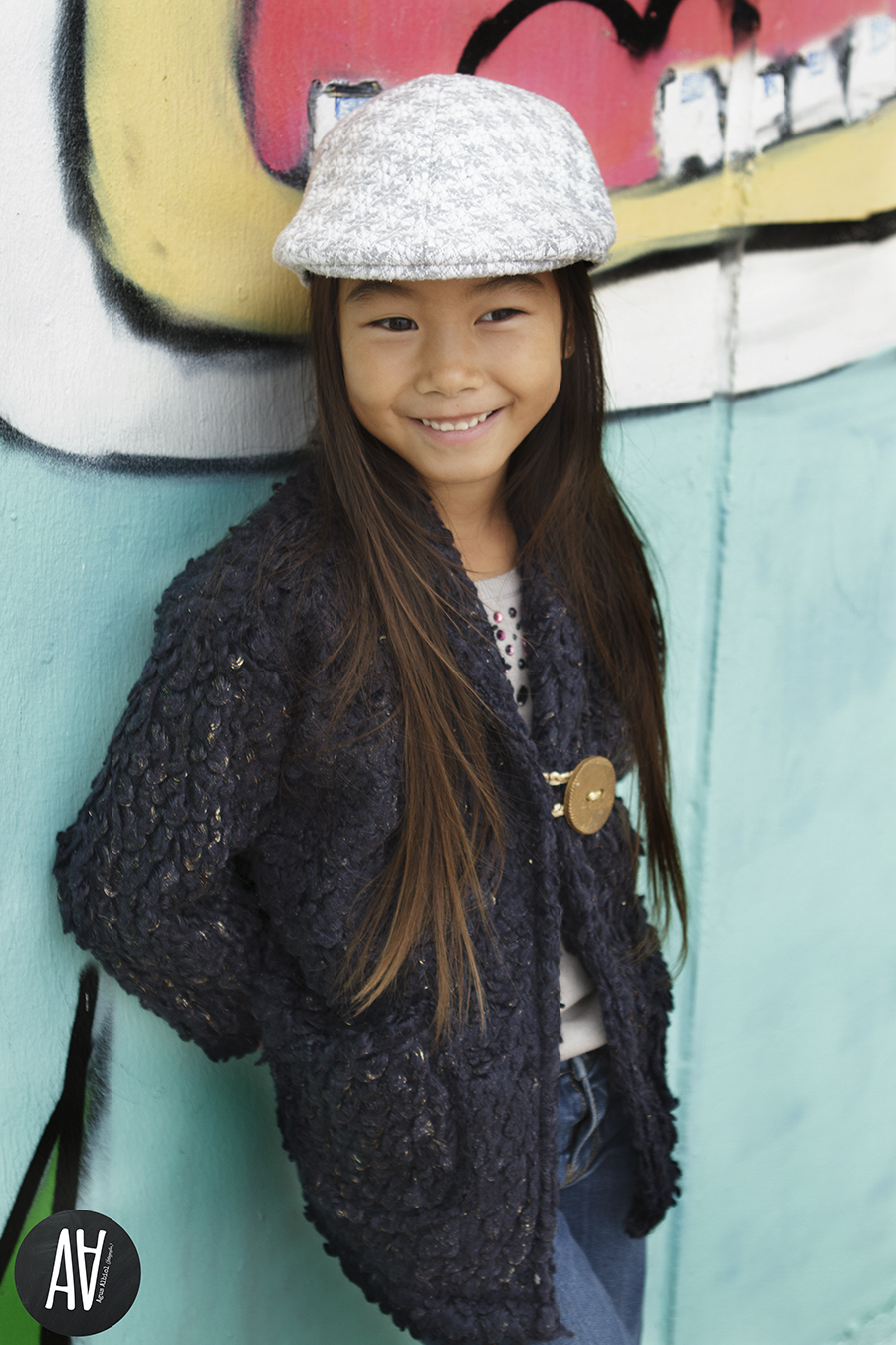 Agus Albiol Fotografia fotografa de moda street style trends & fashion mini Barcelona Elisabeth Puig ropa niños.5