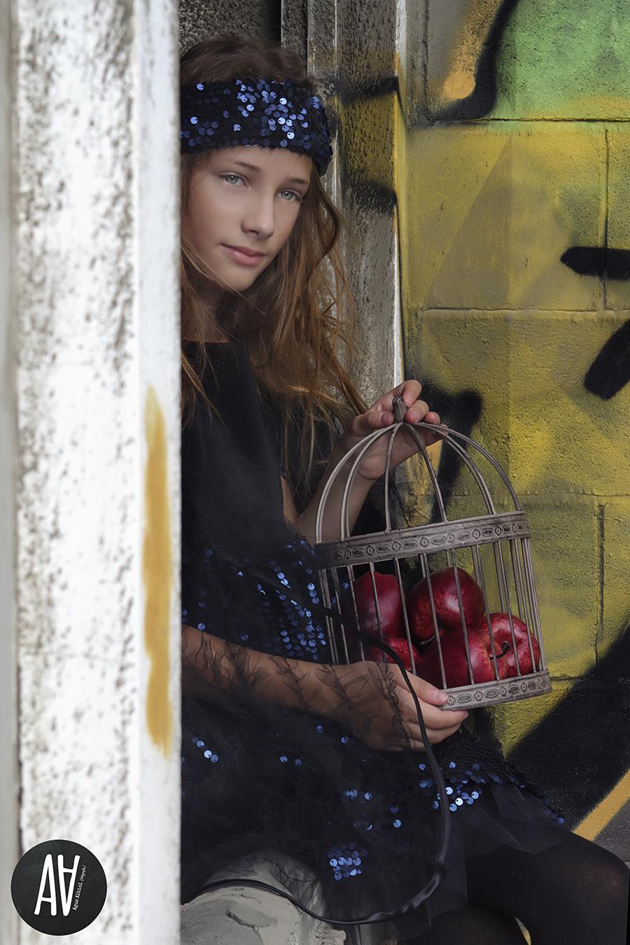 la reina malvada agus Albiol Fotografia barcelona once upon a time sesiones de cuento.5
