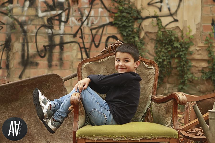 Agus Albiol Fotografia Sesiones esterior fotografa de niños otoño Barcelona.3