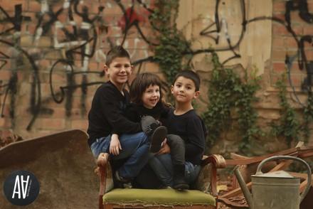 Agus Albiol Fotografia Sesiones esterior fotografa de niños otoño Barcelona.4