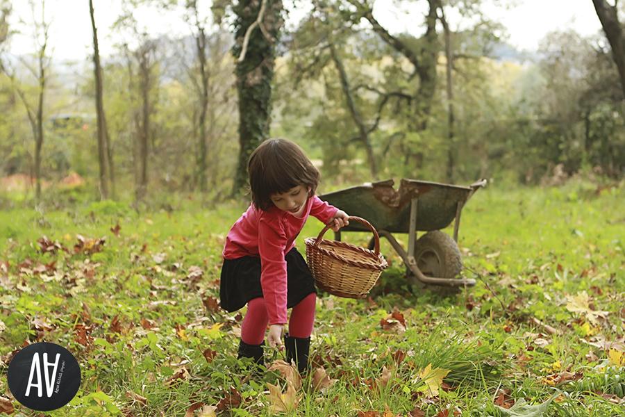 Agus Albiol Fotografia Sesiones esterior fotografa de niños otoño Barcelona.7
