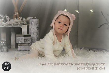 Elia Nadal Navidad Christmas sesiones de navidad agus albiol fotografia fotografa de niños.9