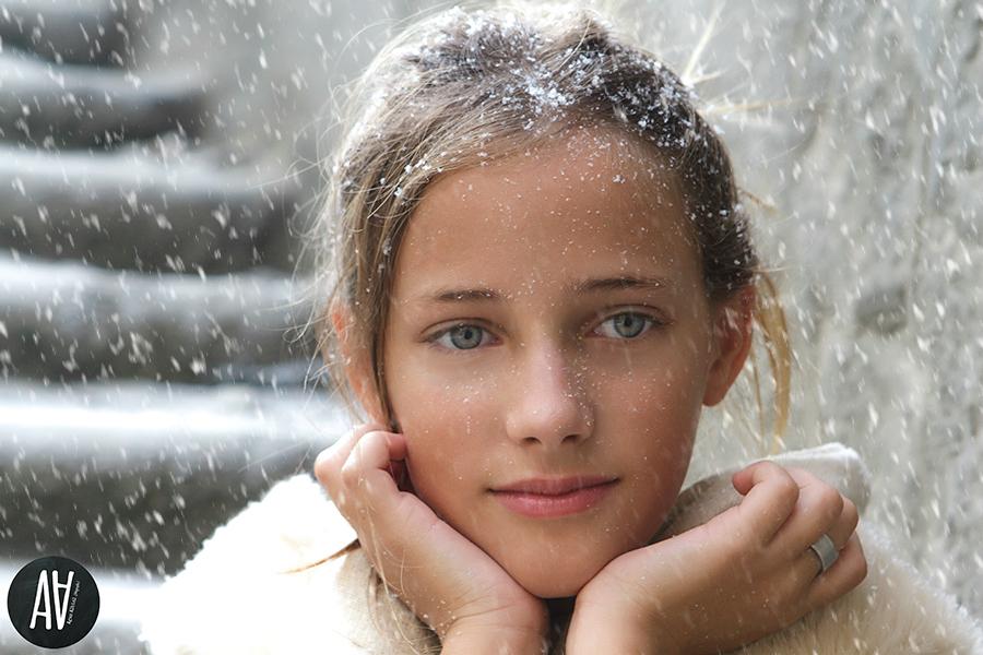 La reina de las nieves.15
