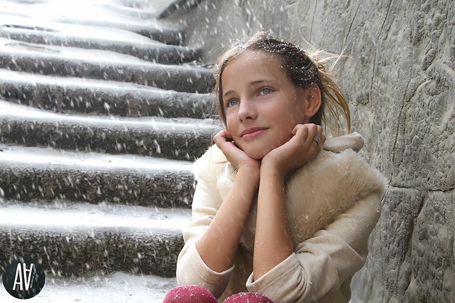 La reina de las nieves.16