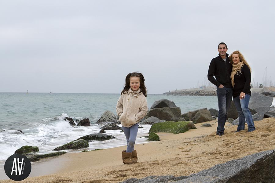 sesion familiar exterior playa agus albiol fotografia.1